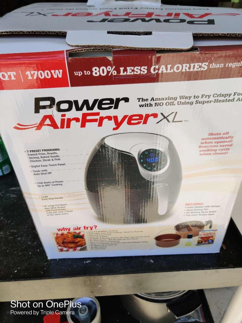 503 air fryer power 5.3 QT