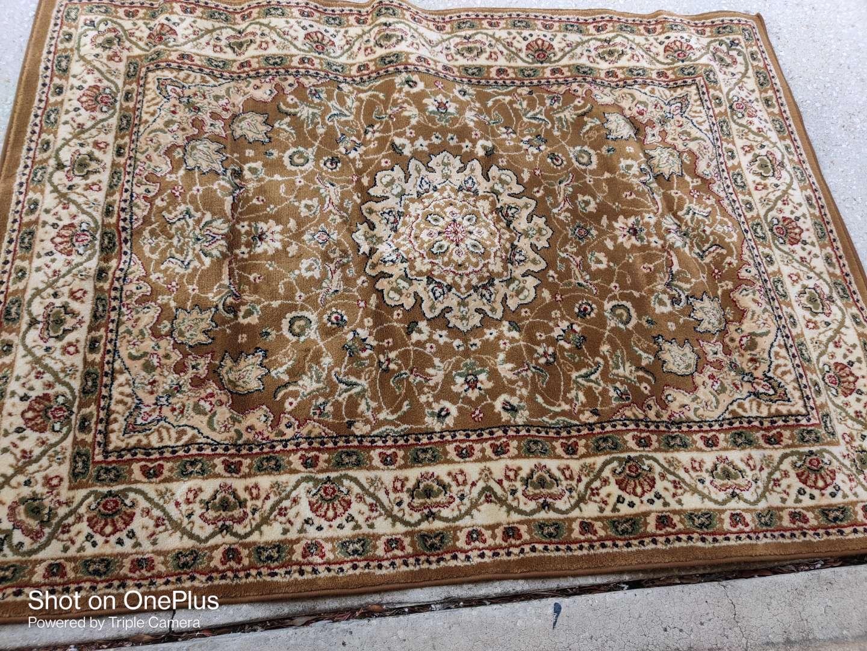 506 beautiful oriental rug 84 in x 63 in