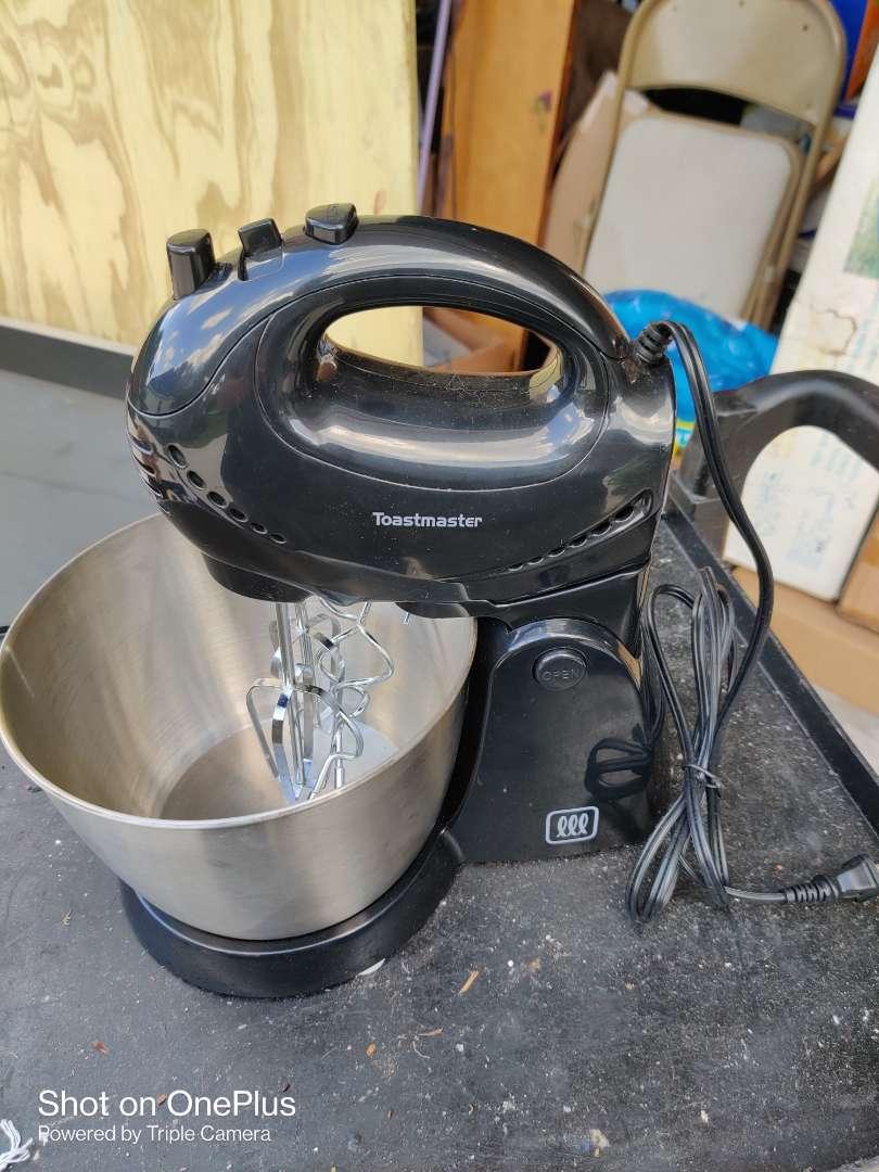 527 new unused toastmaster mixer