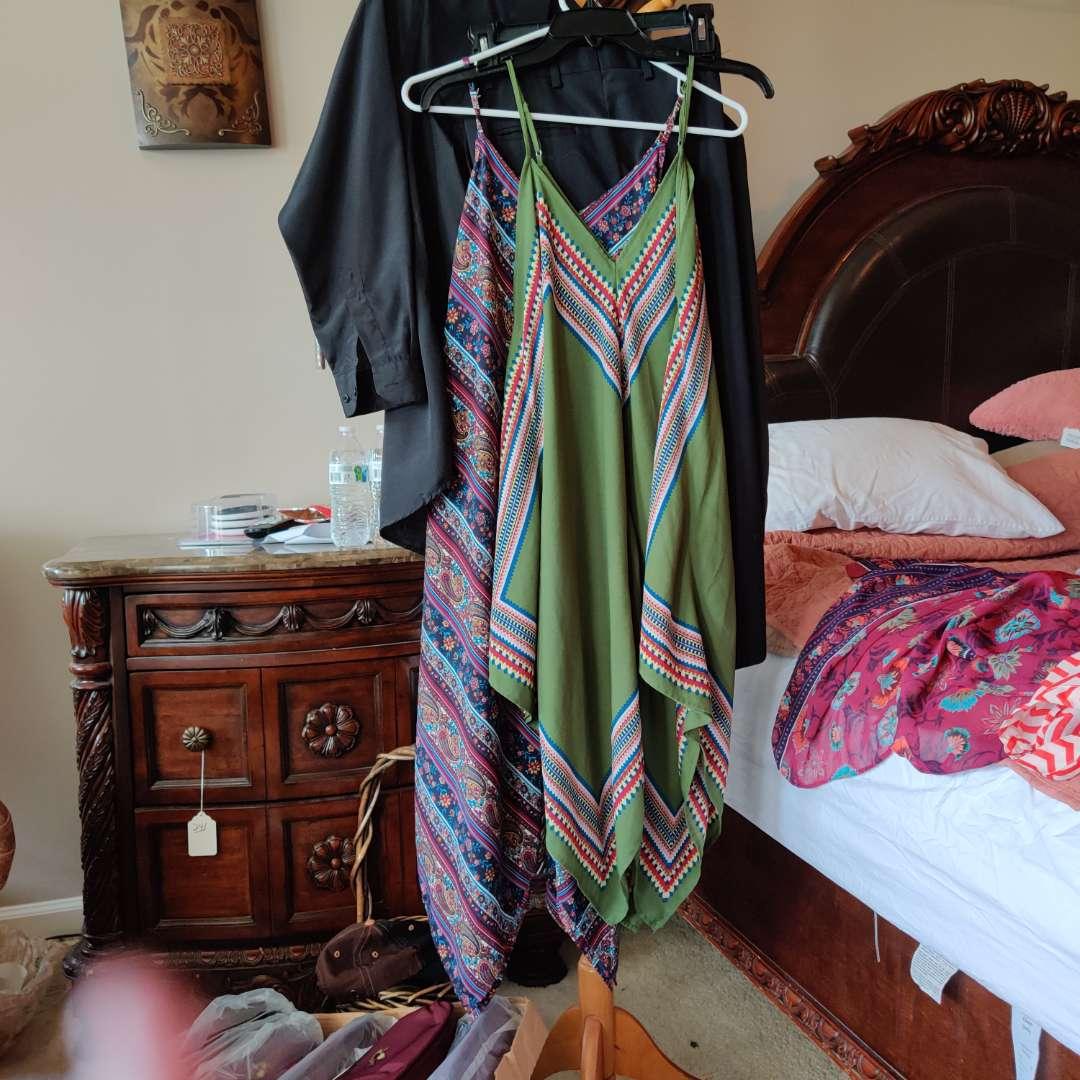 589 3 dresses