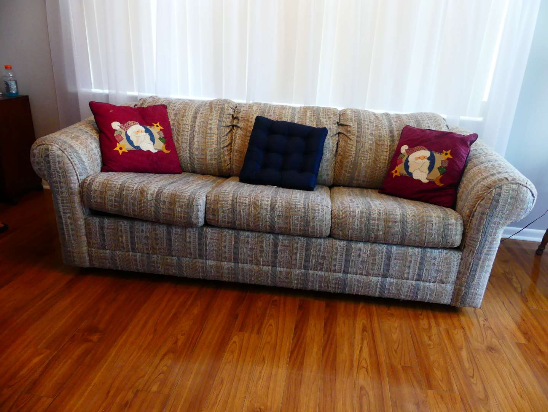 Lot #19 Basset Queen Sofa Sleeper