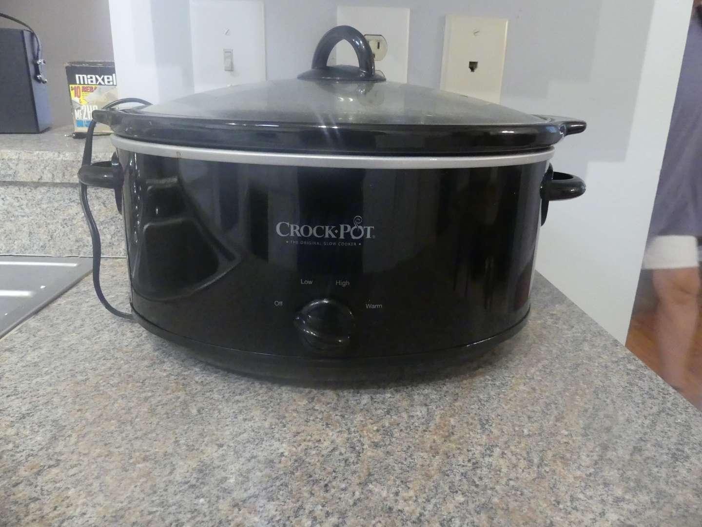 Lot #50 Crock-Pot 7-Quart Slow Cooker