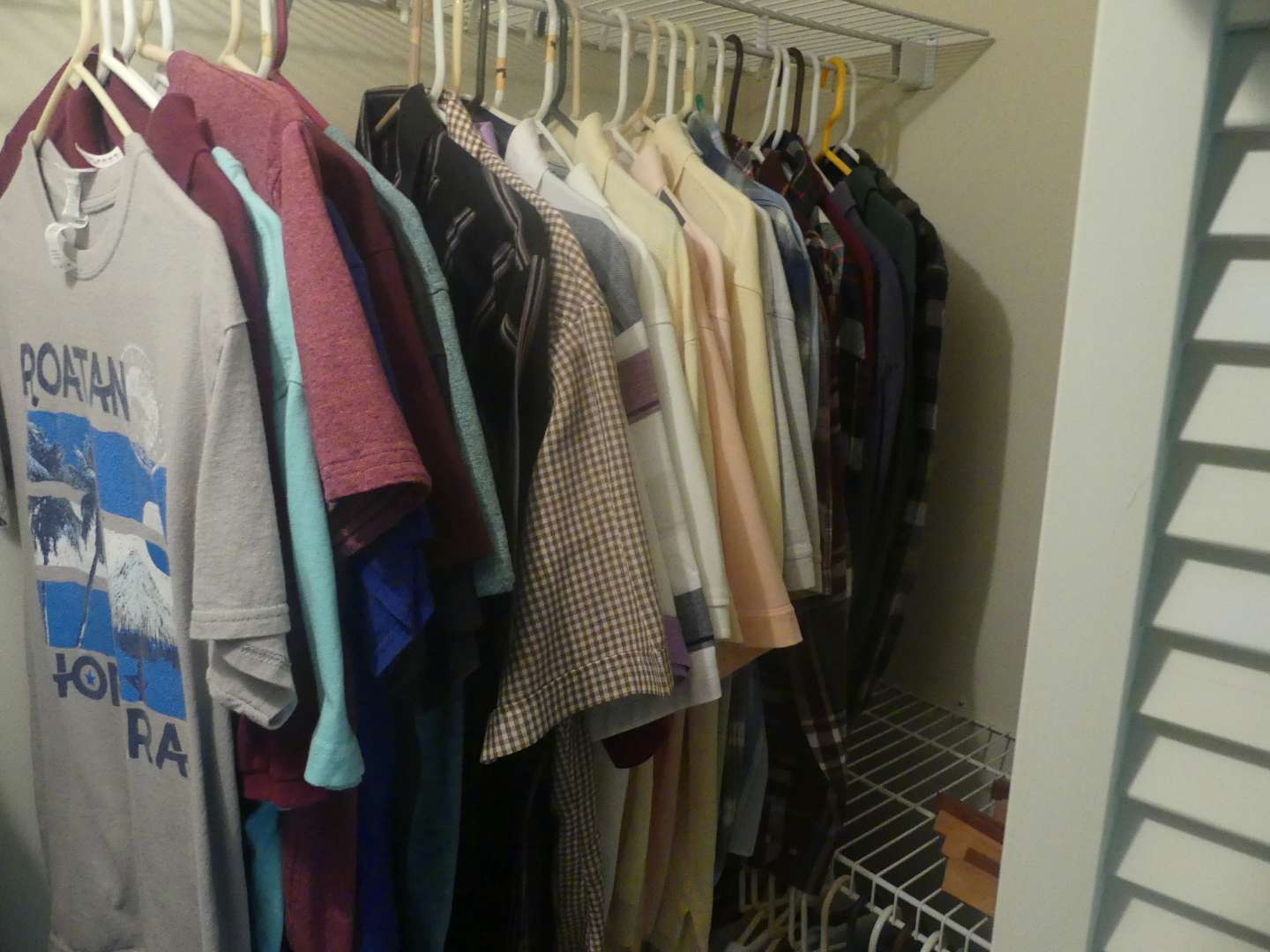 Lot #83 Lot of Men's Shirts - Mostly Polo, Mostly Size M