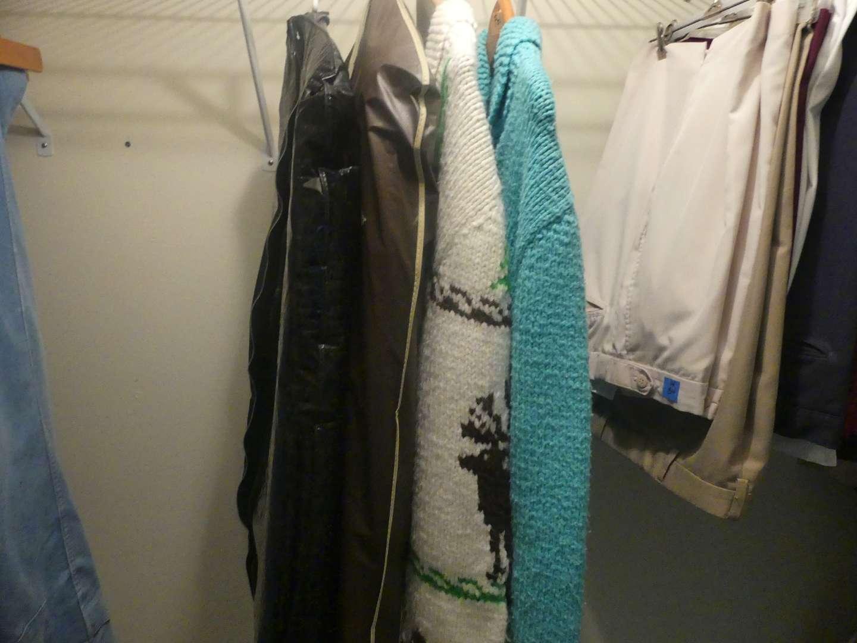Lot #88 Men's Suits and Sweaters - 2 Each (See Description)
