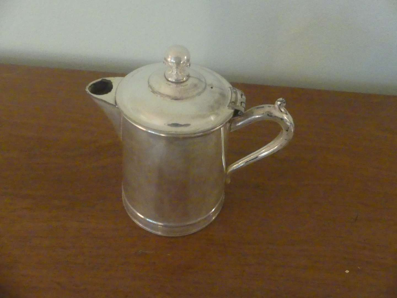 Lot #119 Sweeney Mfg. Miniature Coffee/Tea Pot