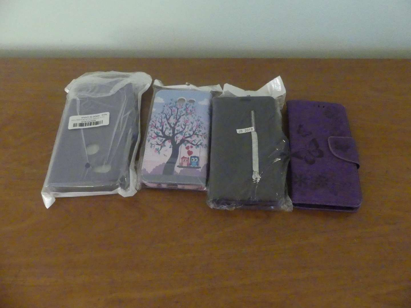 Lot #121 Lot of Cell Phone Cases