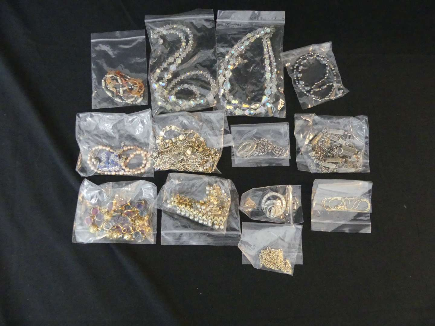 Lot #155 Lot of Costume Necklaces