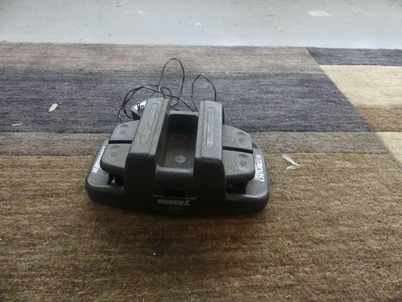 Lot #170 Vintage Buddy L Super Charger Model 8000 - Black