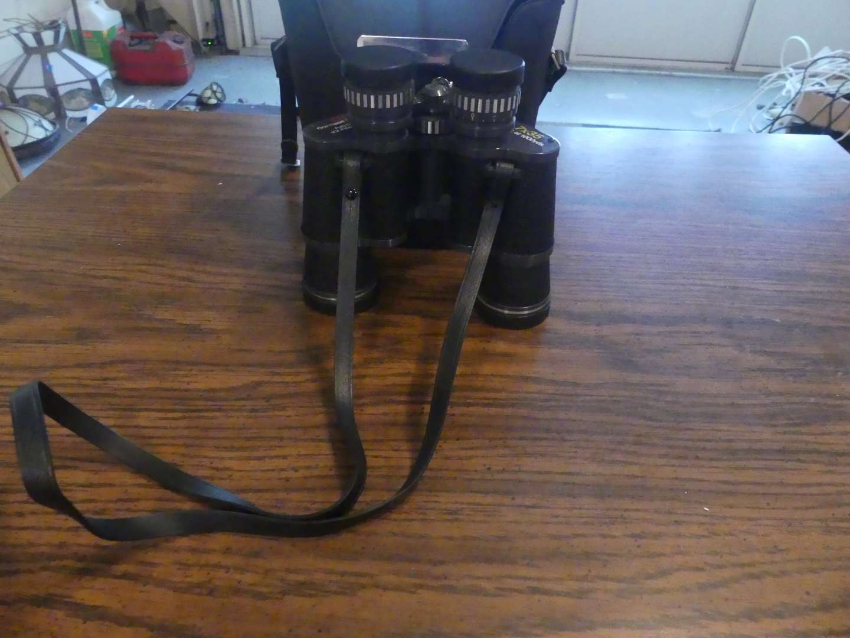 Lot #191 Grantsport Tru-Vue Binoculars - 341ft at 1,000yds Fully Coated UV Filtered Optics