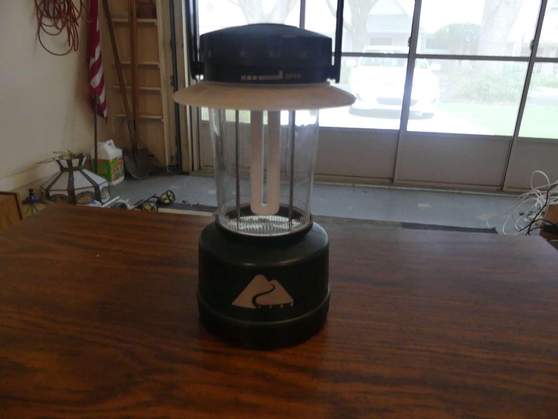 Lot #196 Ozark Trail Lantern