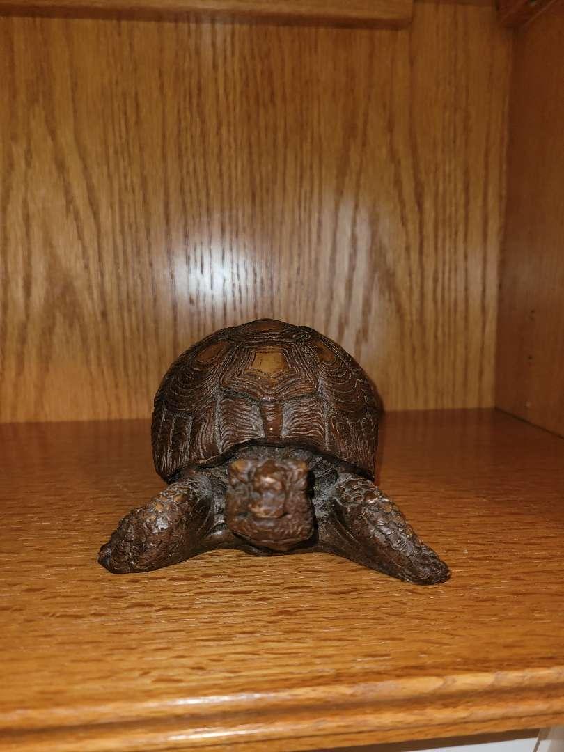 Lot # 36 Turtle Door Stop/Decor