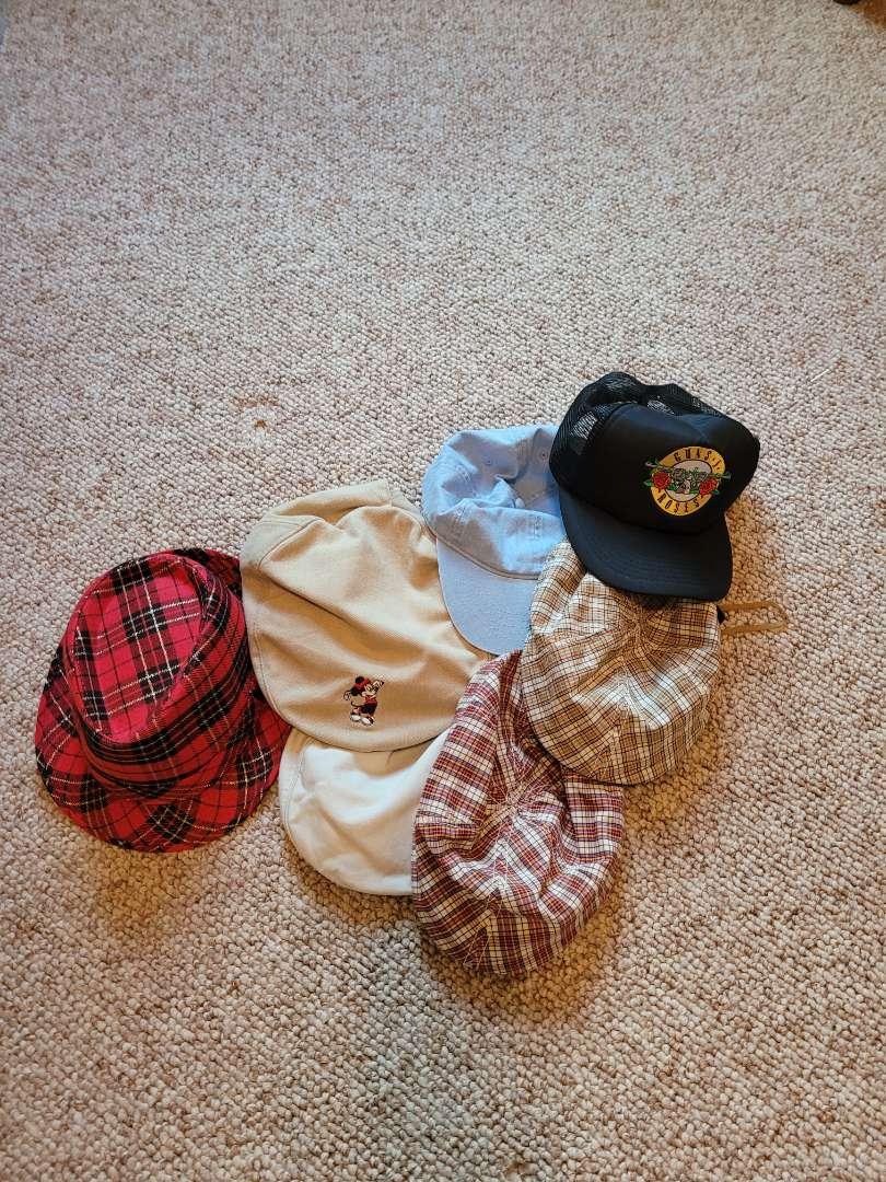 Lot # 50 (7) Assorted Hats