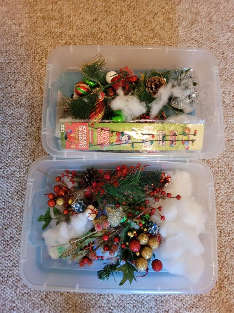 Lot # 60 Christmas Tree Filler