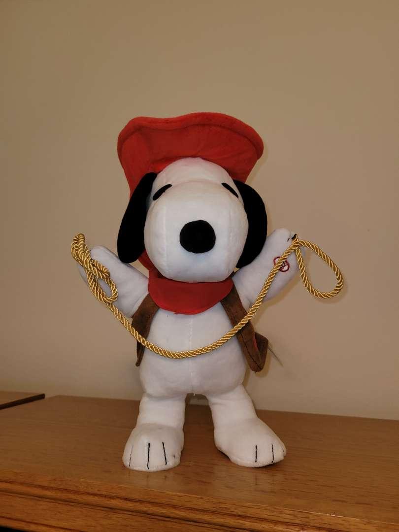 Lot # 77 Dancing Snoopy
