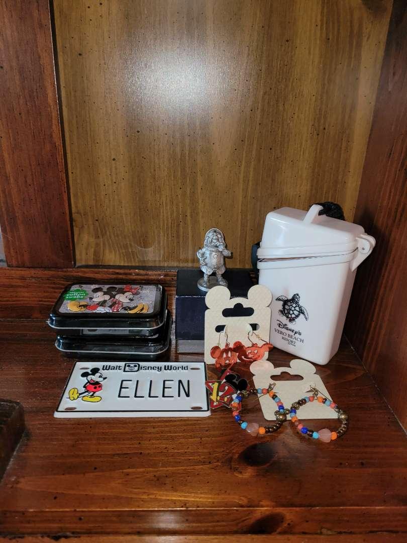 Lot # 126 Disney Memorabilia