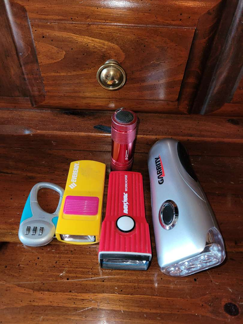 Lot # 127 Collection of Flashlights