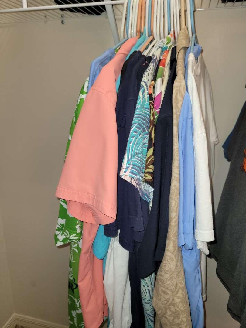 Lot # 150 (20) Ladies Shirts - Size L-Xl
