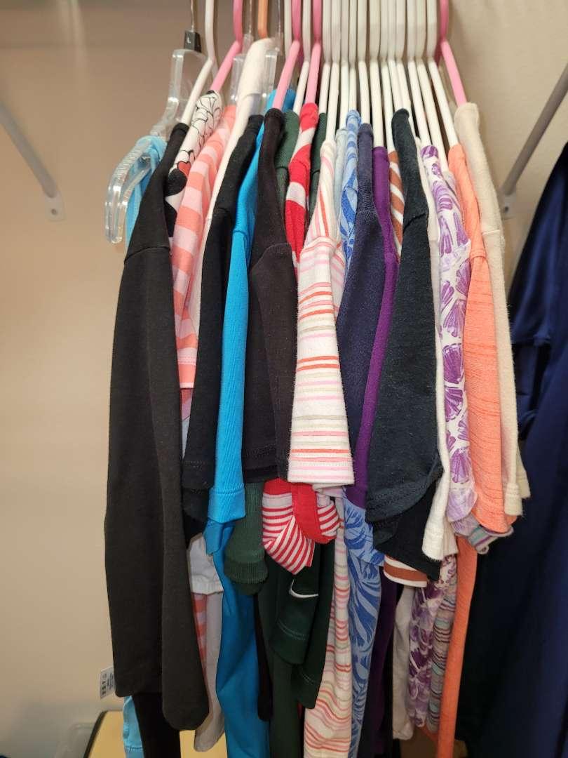 Lot # 152 (20) Ladies Shirts - Size L-Xl