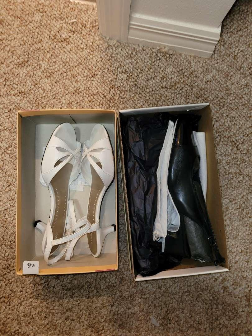 Lot # 161 (2) Pairs of Dress Shoes - NIB - Size 9