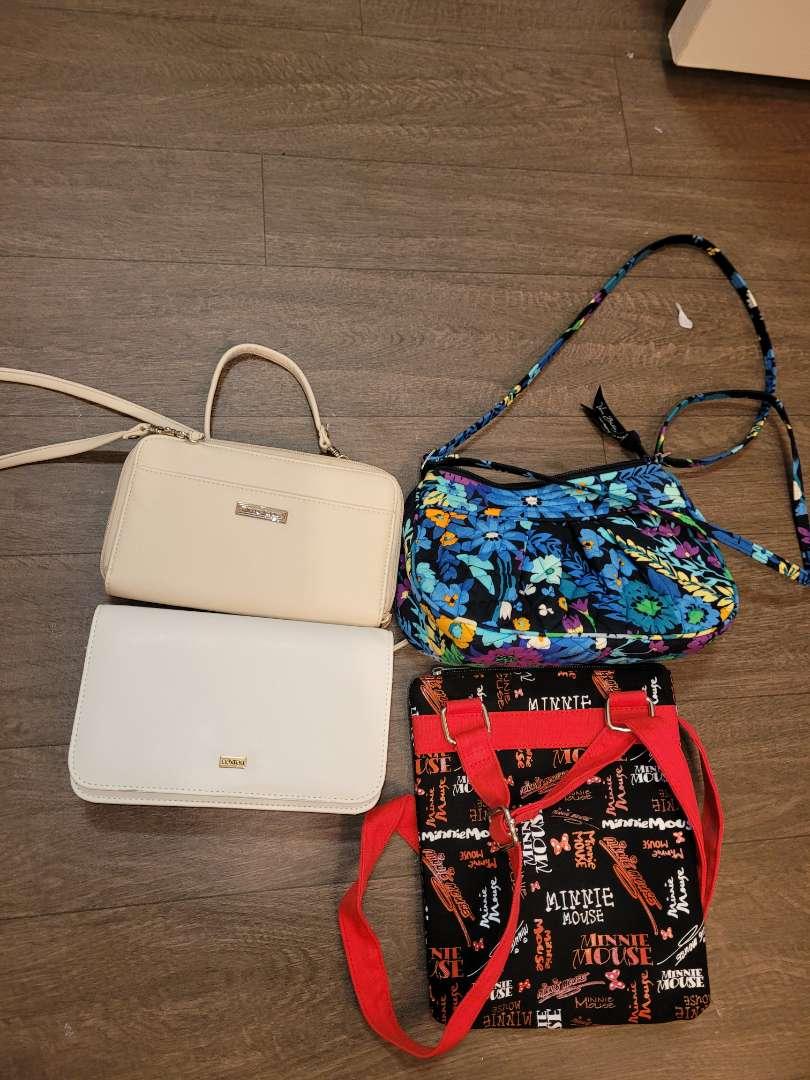 Lot # 165 (4) Ladies Handbags