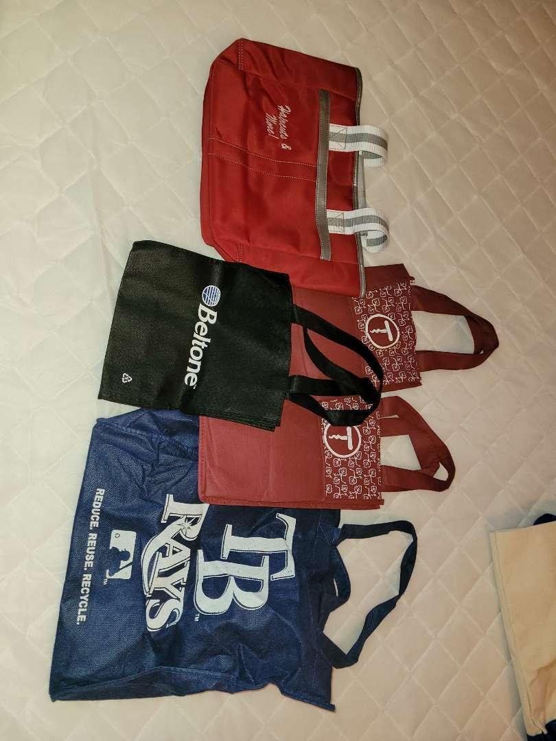 Lot # 169 Reusable Shopping Bags