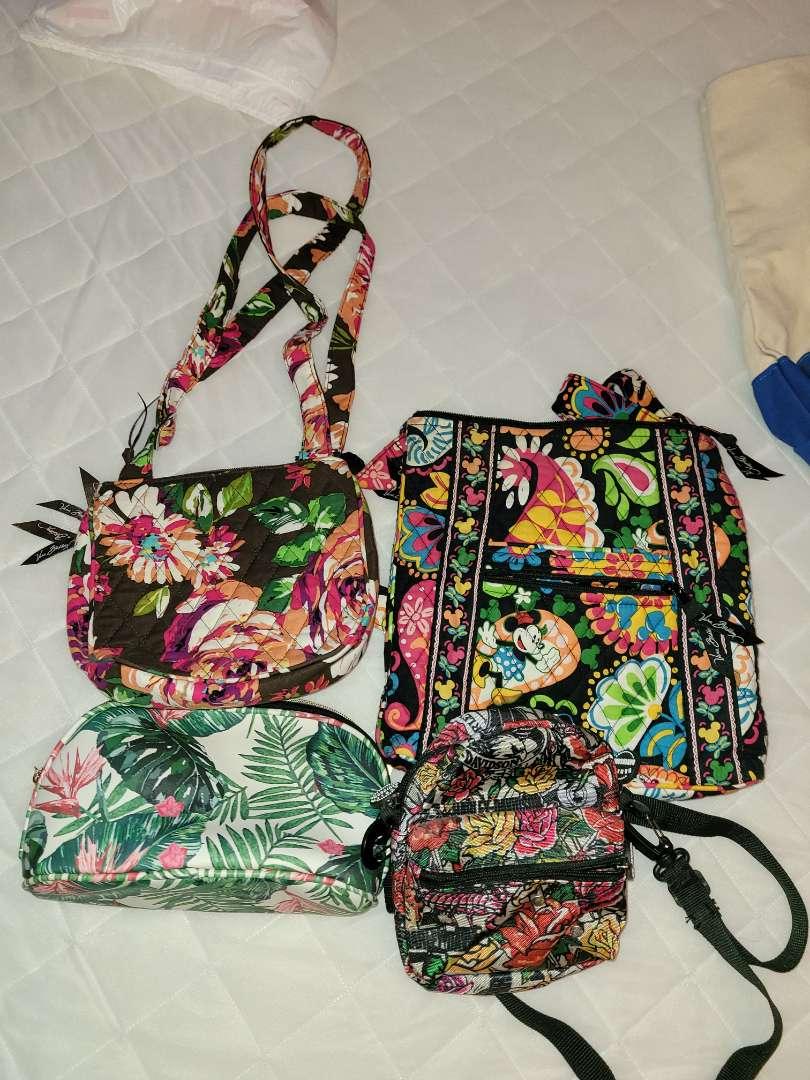 Lot # 170 (2) Vera Bradley Bags & 2 Hand Bags