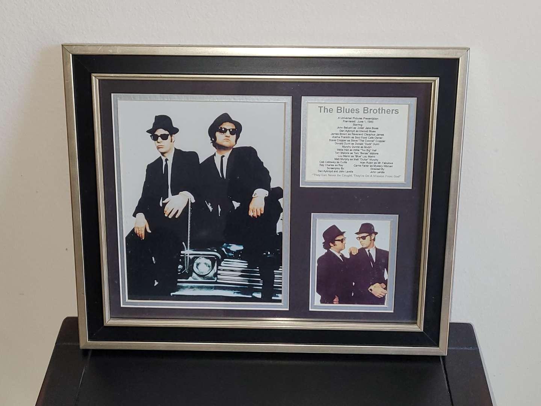 Lot # 189 Blues Brothers Movies Memorabilia