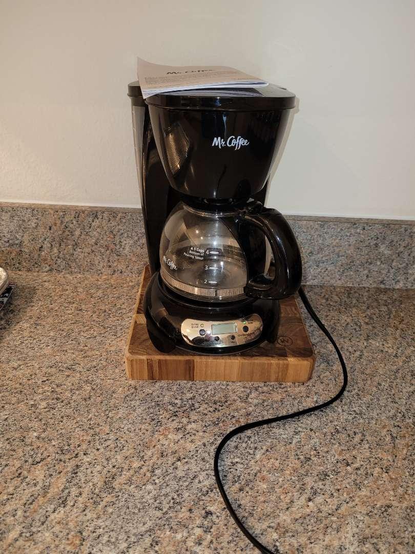 Lot # 214 Mr. Coffee - Coffee Maker