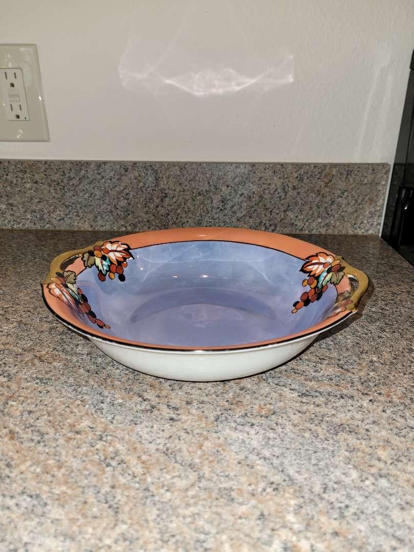 Lot # 236 Noritake China Serving Bowl