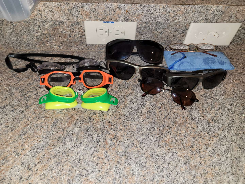 Lot # 258 Assorted Sun Glasses