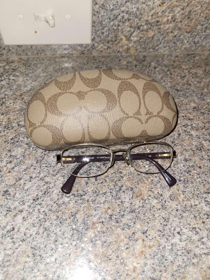 Lot # 259 Coach Glasses w/ Case