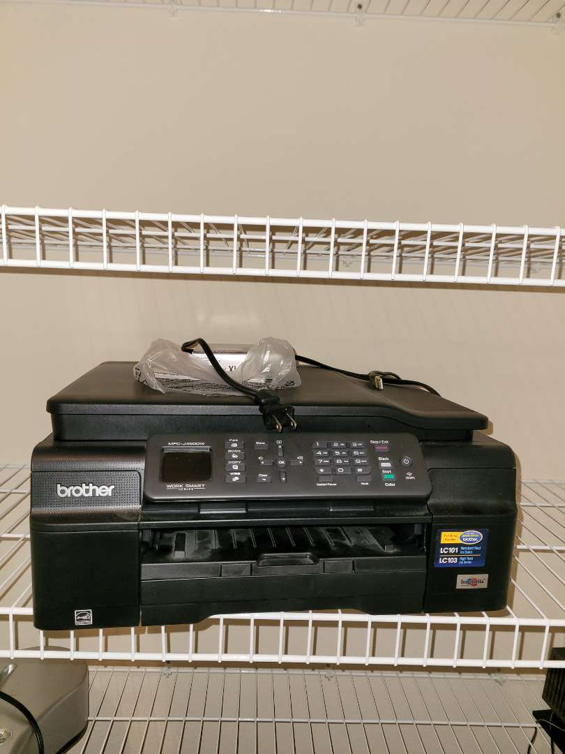 Lot # 263 Brother Work Smart Print/Scan/ Fax