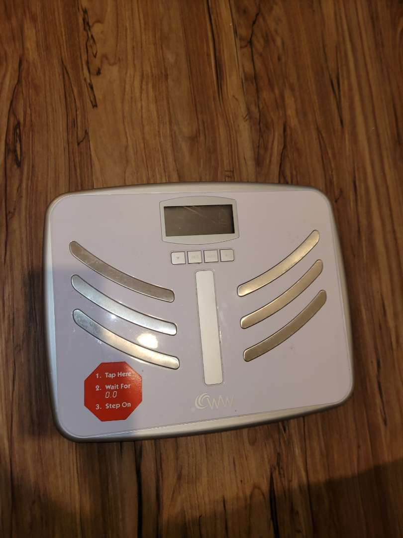 Lot # 264 Weight Watchers Scale