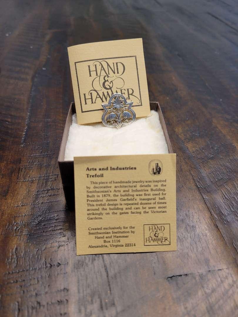 Lot # 288 Hand & Hammer Charm