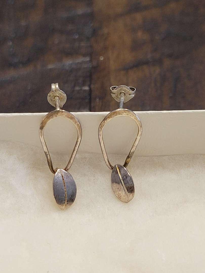 Lot # 291 Sterling Silver Earrings