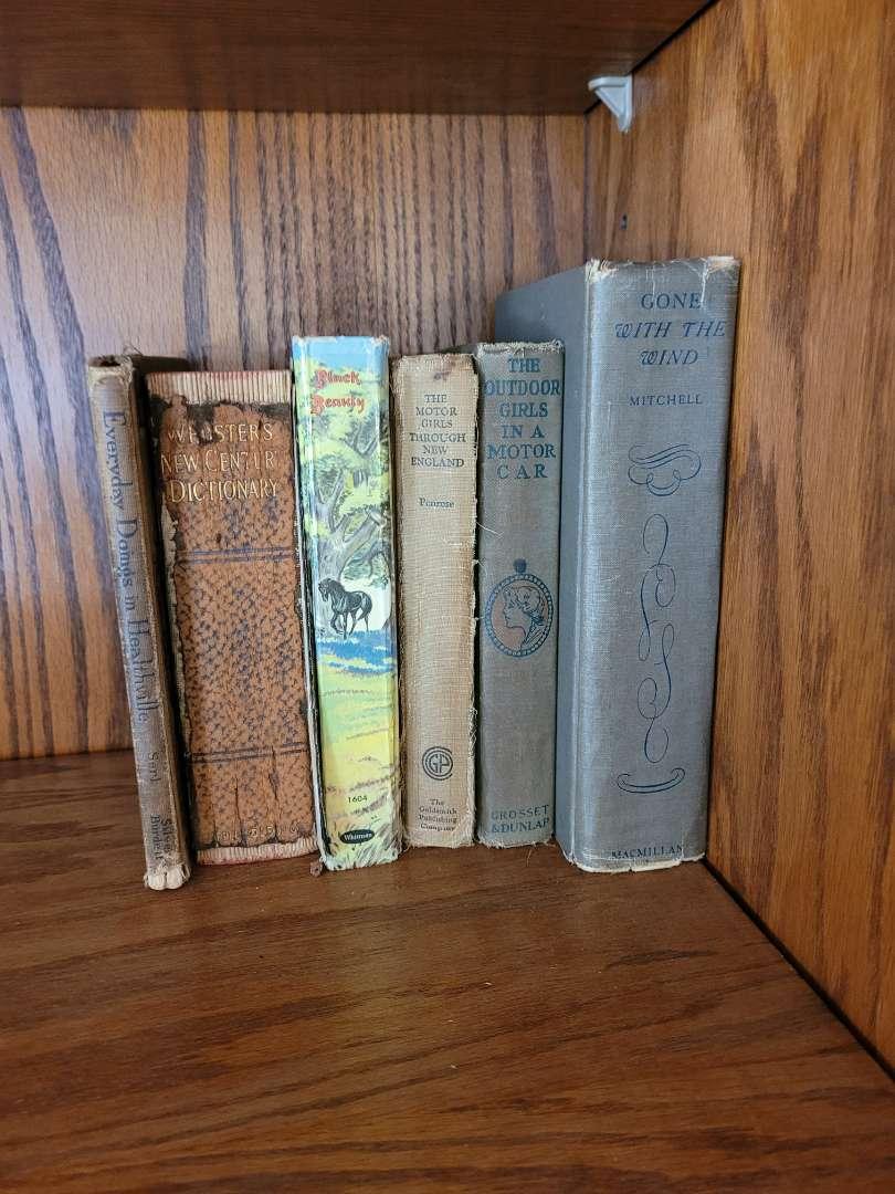 Lot # 314 Classic Books 1911-1950s