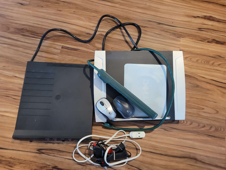 Lot # 377 Laptop Supplies