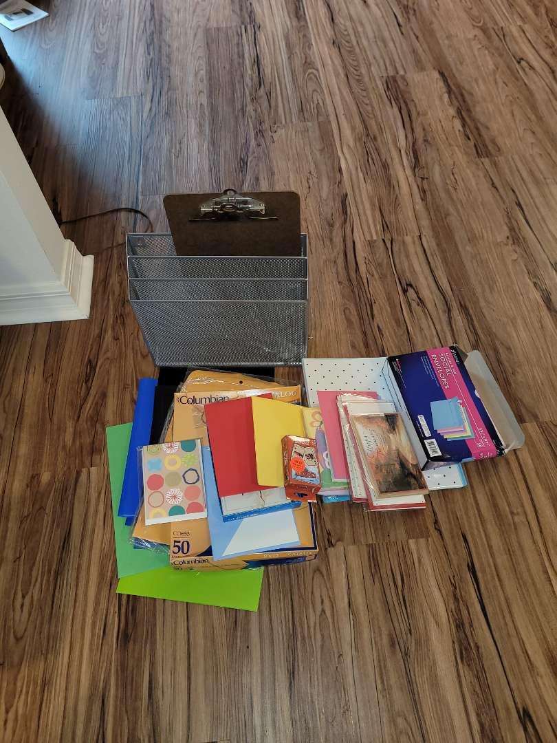 Lot # 378 Office Supplies