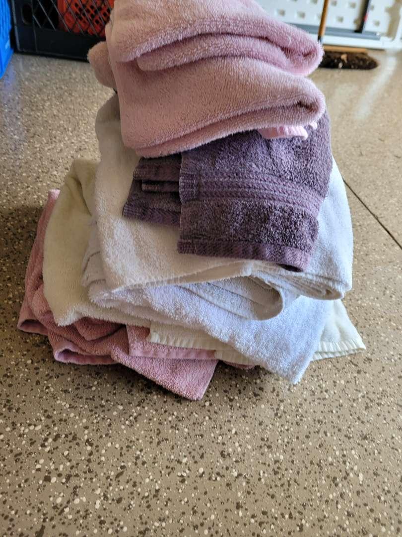 Lot # 422 Shop Towels