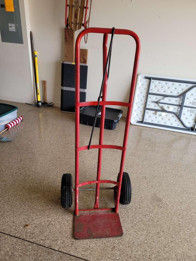 Lot # 448 Hand Cart