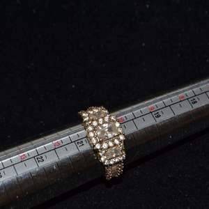 Lot # 75 .925 STERLING SILVER RING SIZE 11
