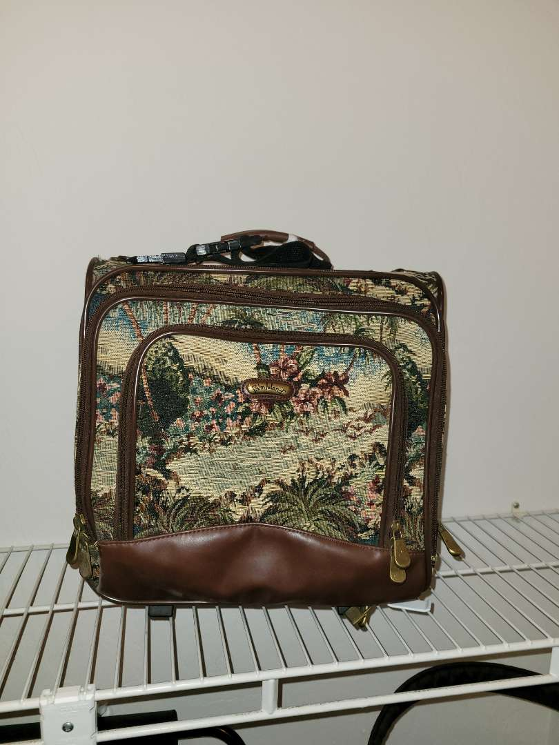 Lot # 12 Palm Island Carry-on Luggage