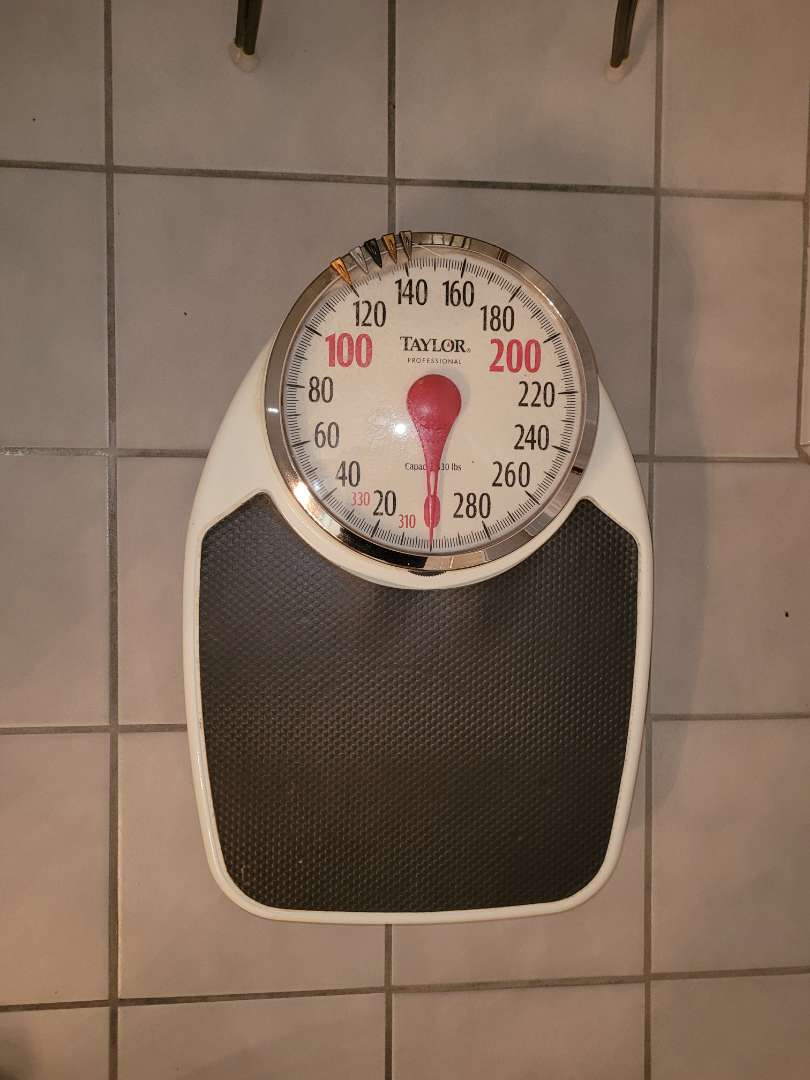 Lot # 24 Vintage Taylor Scale