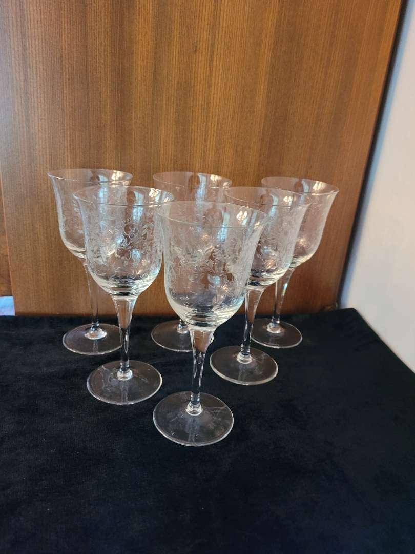Lot # 68 (5) Glasses
