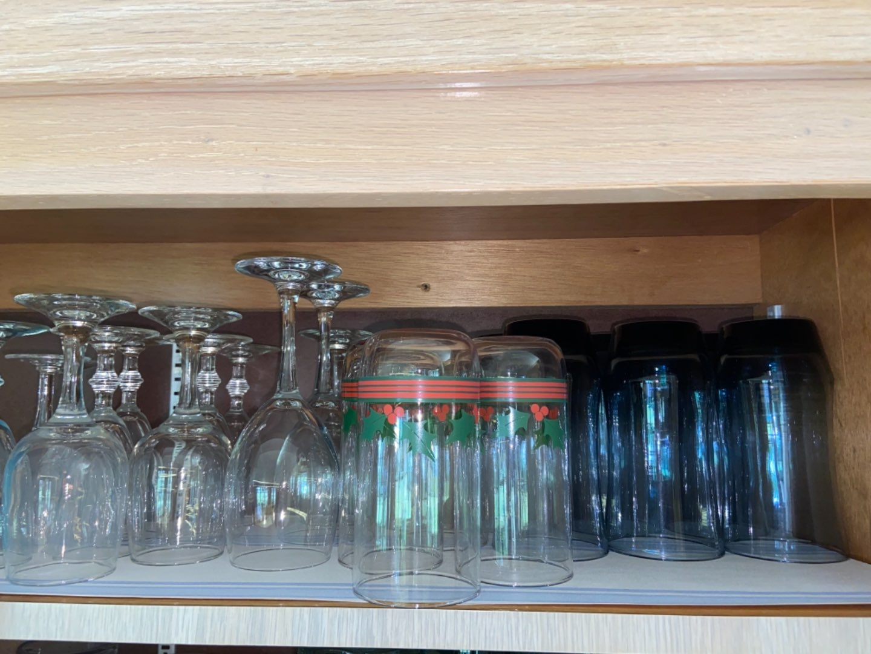 Lot # 139 Misc Cups & Glasses