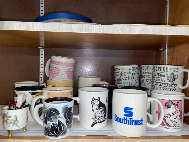 Lot # 148 Variety of Mugs