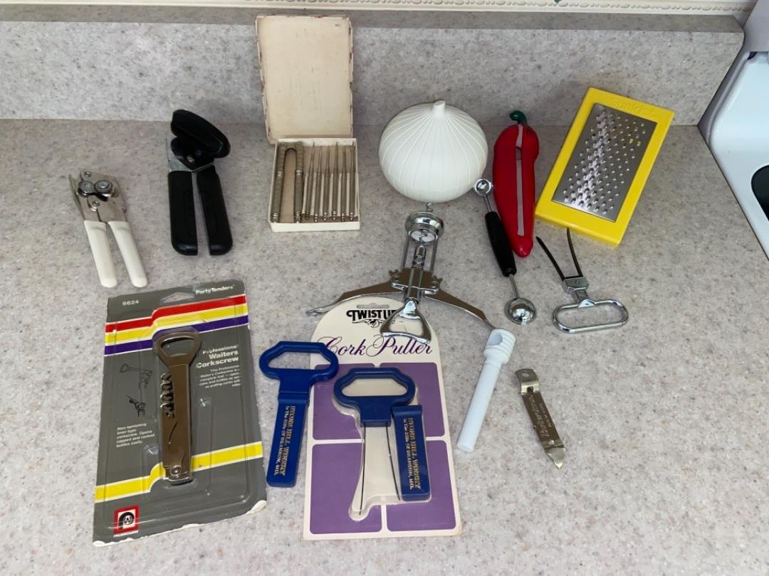 Lot # 150 Kitchen Gadgets