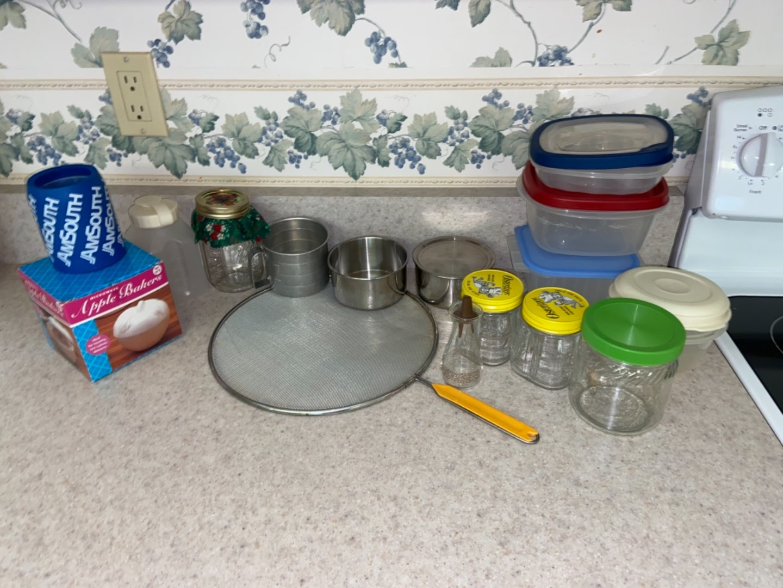 Lot # 152 Kitchen Storage & More