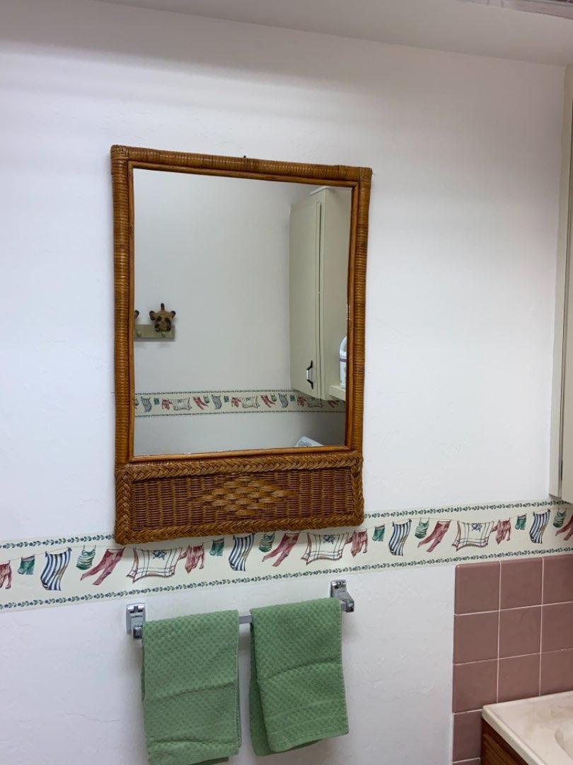 Lot # 215 Beautiful Wall Mirror