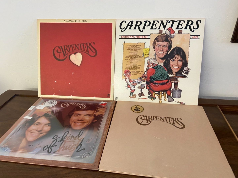Lot # 302 Carpenters Records